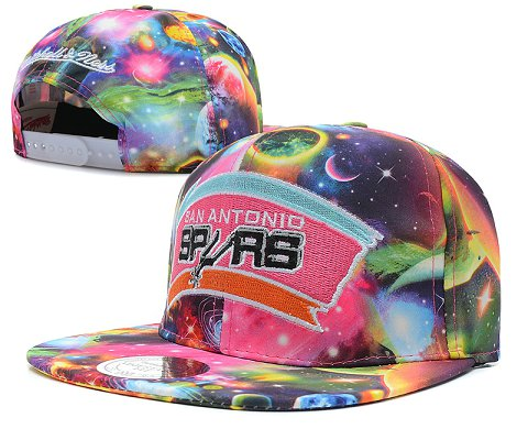 San Antonio Spurs NBA Snapback Hat SD11