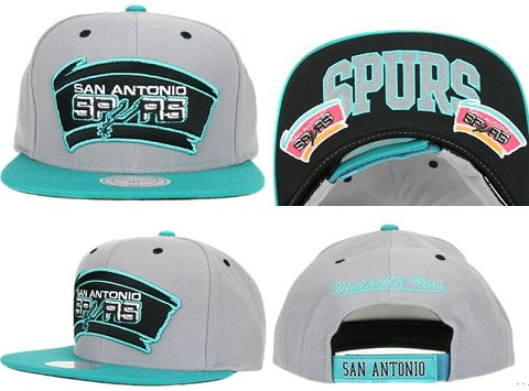 San Antonio Spurs NBA Snapback Hat Sf1