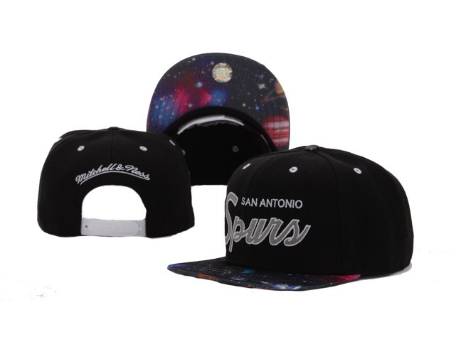 San Antonio Spurs NBA Snapback Hat Sf2