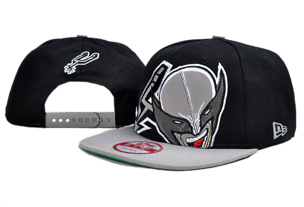 San Antonio Spurs NBA Snapback Hat TY036