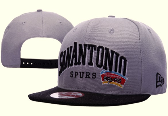 San Antonio Spurs NBA Snapback Hat XDF066