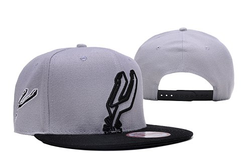 San Antonio Spurs NBA Snapback Hat XDF086