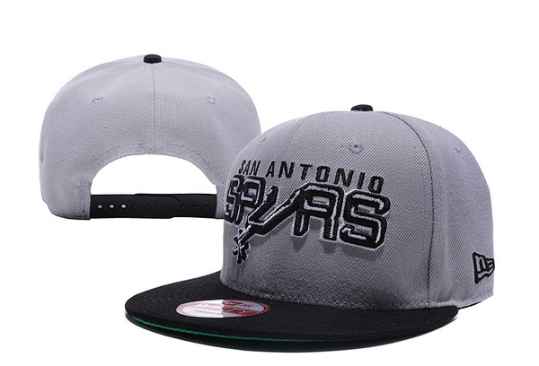 San Antonio Spurs NBA Snapback Hat XDF128