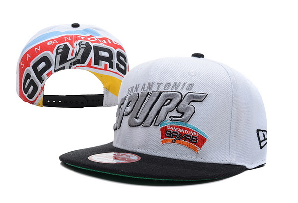 San Antonio Spurs NBA Snapback Hat XDF178