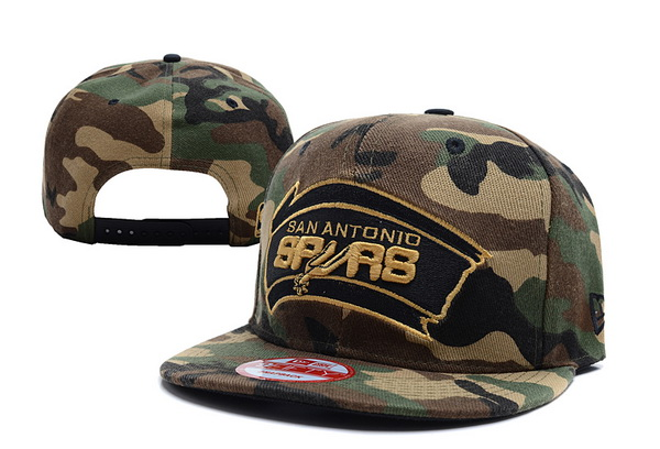 San Antonio Spurs NBA Snapback Hat XDF256