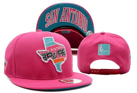 San Antonio Spurs NBA Snapback Hat XDF312