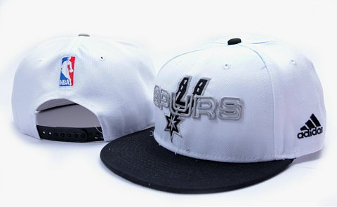 San Antonio Spurs NBA Snapback Hat YS123