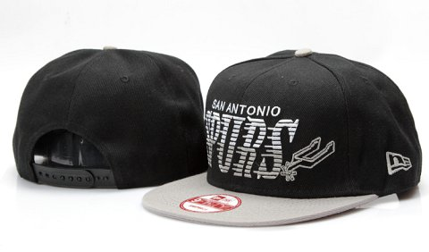 San Antonio Spurs NBA Snapback Hat YS130