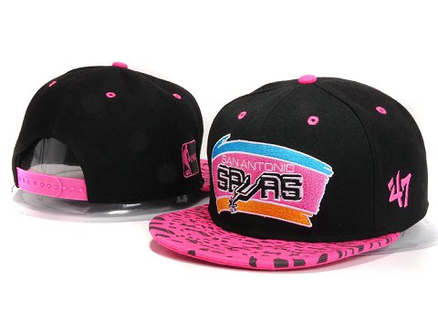 San Antonio Spurs NBA Snapback Hat YS247
