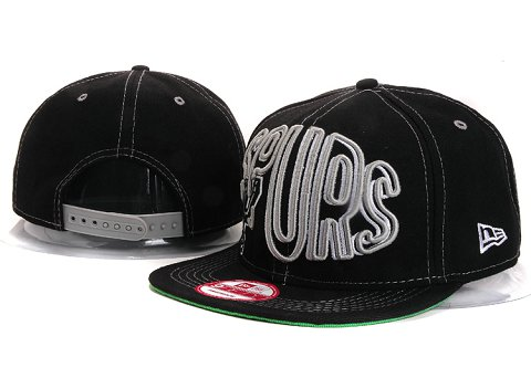 San Antonio Spurs NBA Snapback Hat YS269