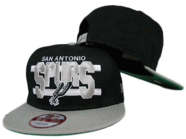 San Antonio Spurs NBA Snapback Hat ZY1