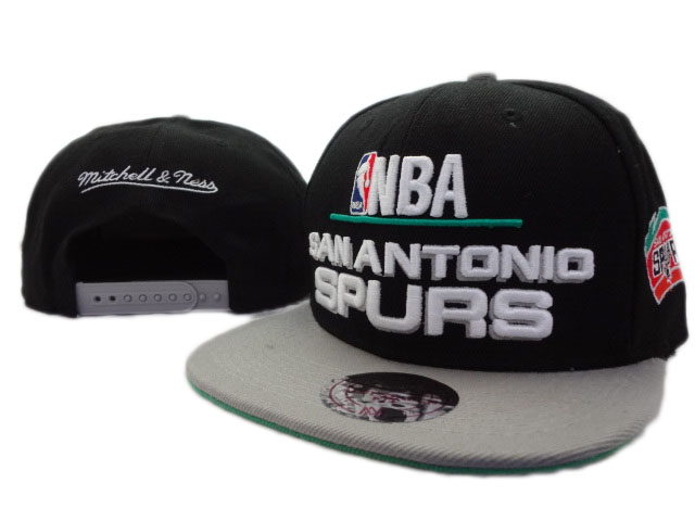 San Antonio Spurs NBA Snapback Hat ZY2