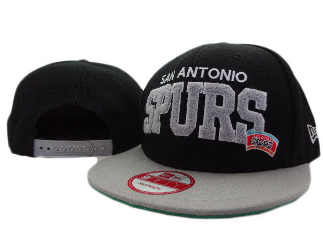 San Antonio Spurs NBA Snapback Hat ZY4
