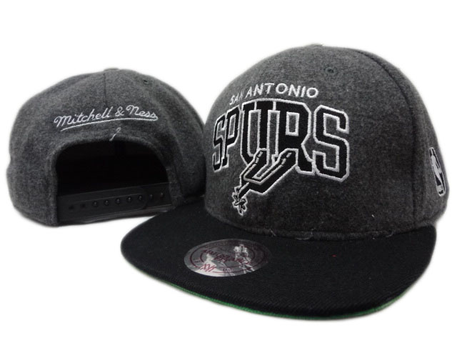San Antonio Spurs NBA Snapback Hat ZY5