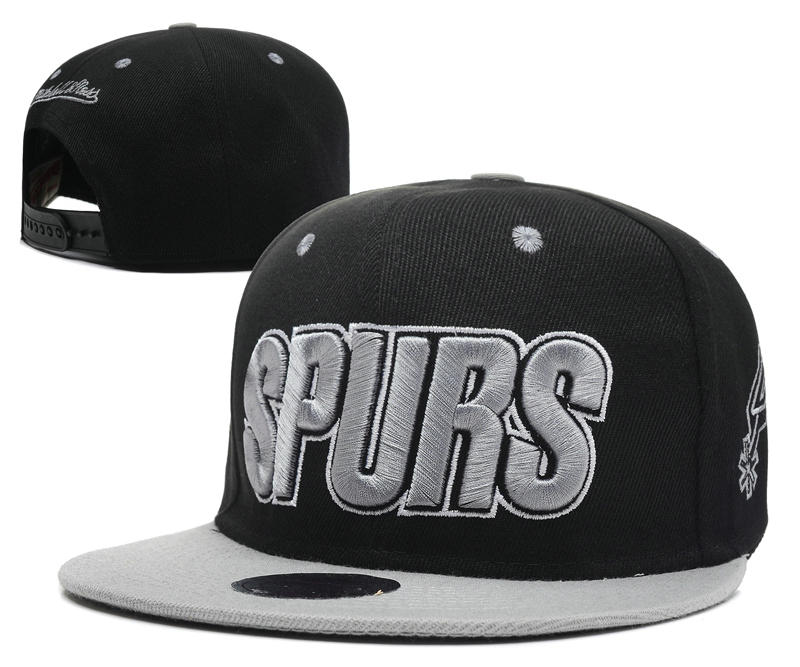 San Antonio Spurs Snapback Hat DF1 0512