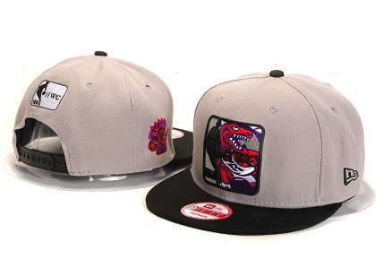 Toronto Raptors New Type Snapback Hat YS U8714