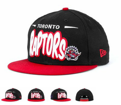 Toronto Raptors NBA Snapback Hat Sf1