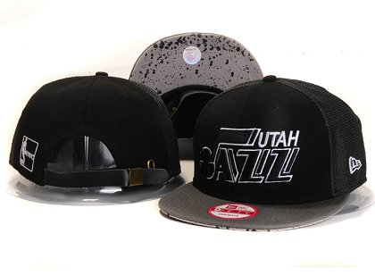 Utah Jazz New Snapback Hat YS E31