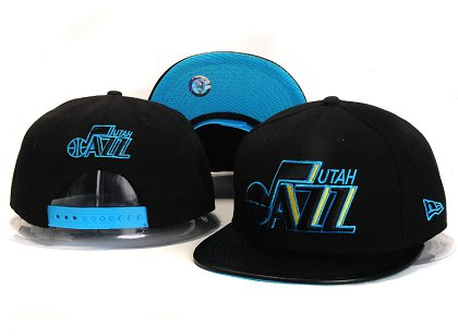 Utah Jazz New Snapback Hat YS E75
