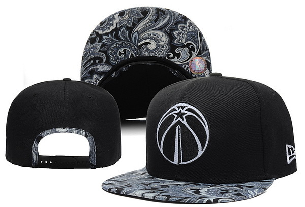Washington Wizards Snapback Hat XDF 0526