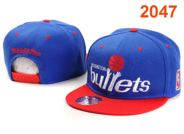Washington Wizards NBA Snapback Hat PT029