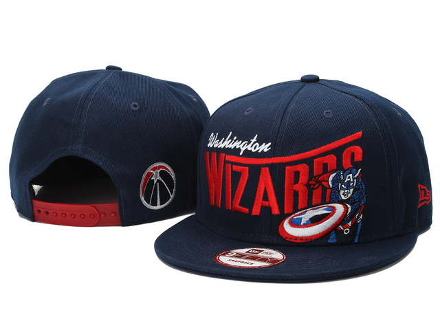 Washington Wizards NBA Snapback Hat YS057