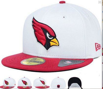 Arizona Cardinals Fitted Hat 60D 150229 32