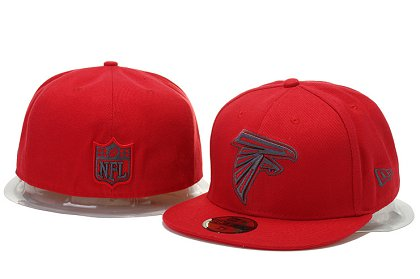 Atlanta Falcons Fitted Hat 60D 150229 07