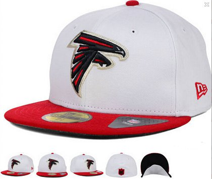 Atlanta Falcons Fitted Hat 60D 150229 33