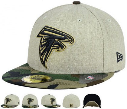 Atlanta Falcons Fitted Hat 60D 150229 40