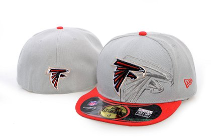 Atlanta Falcons Screening 59FIFTY Fitted Hat 60d210