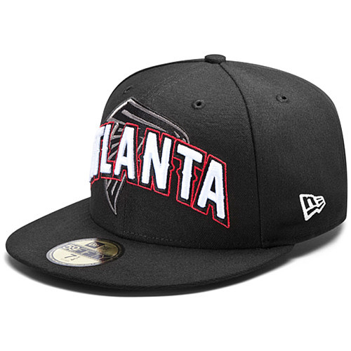 Atlanta Falcons NFL DRAFT FITTED Hat SF08