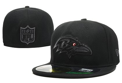 Baltimore Ravens Fitted Hat LX 150227 21