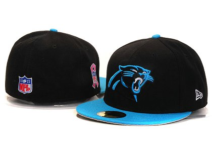 Carolina Panthers New Type Fitted Hat YS 5t19