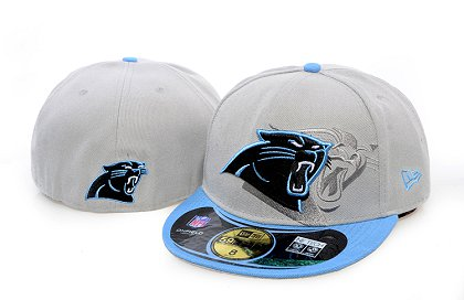 Carolina Panthers Screening 59FIFTY Fitted Hat 60d208