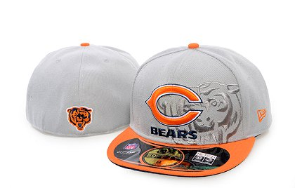 Chicago Bears Screening 59FIFTY Fitted Hat 60d220