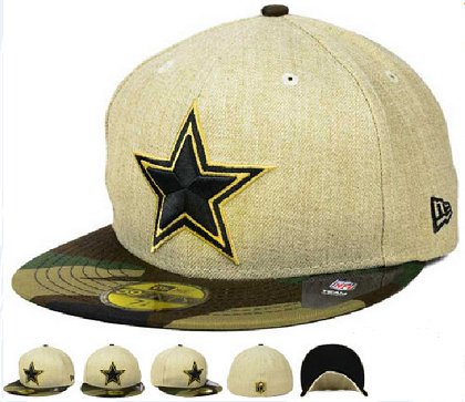 Dallas Cowboys Fitted Hat 60D 150229 49