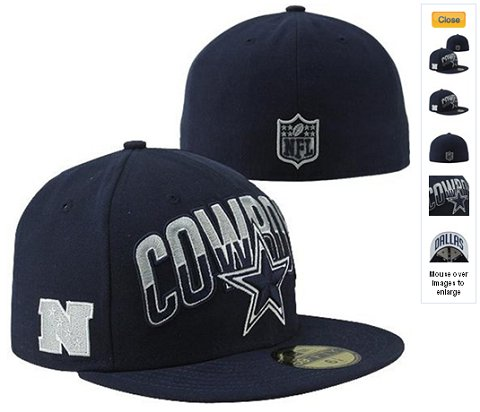 2013 Dallas Cowboys NFL Draft 59FIFTY Fitted Hat 60D26
