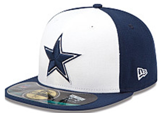 Dallas Cowboys NFL On Field 59FIFTY Hat 60D08