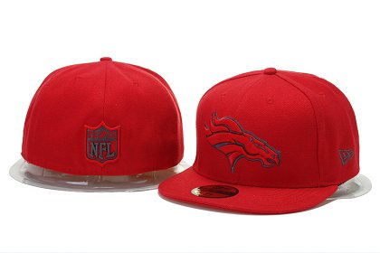 Denver Broncos Fitted Hat 60D 150229 01