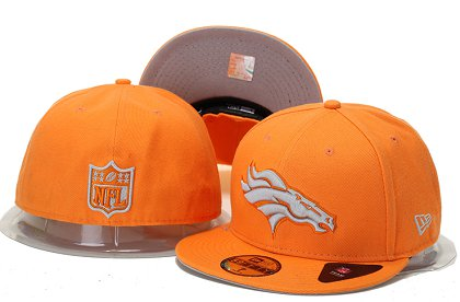Denver Broncos Fitted Hat 60D 150229 12