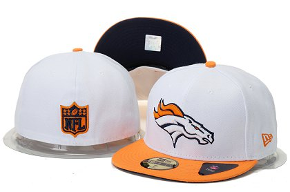 Denver Broncos Fitted Hat 60D 150229 28