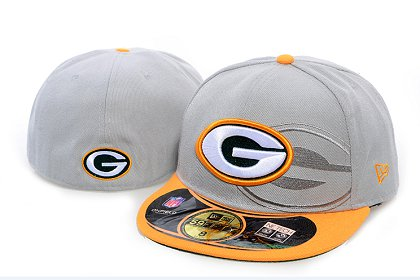 Green Bay Packers Screening 59FIFTY Fitted Hat 60d218