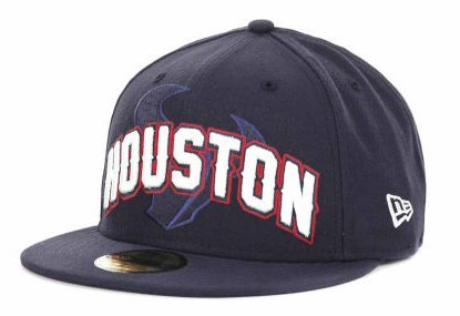 Houston Texans NFL DRAFT FITTED Hat SF15