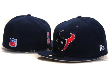 Houston Texans New Type Fitted Hat YS 5t08