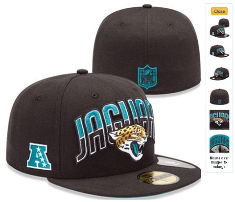 2013 Jacksonville Jaguars NFL Draft 59FIFTY Fitted Hat 60D18