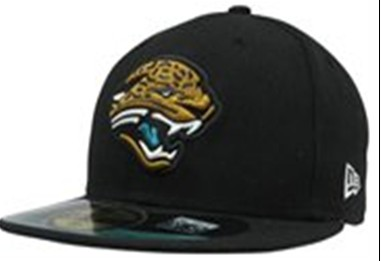Jacksonville Jaguars NFL On Field 59FIFTY Hat 60D18