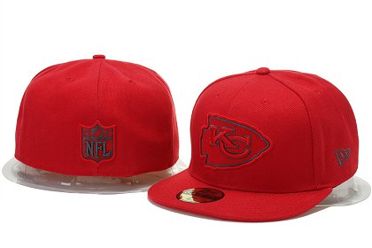 Kansas City Chiefs Fitted Hat 60D 150229 08