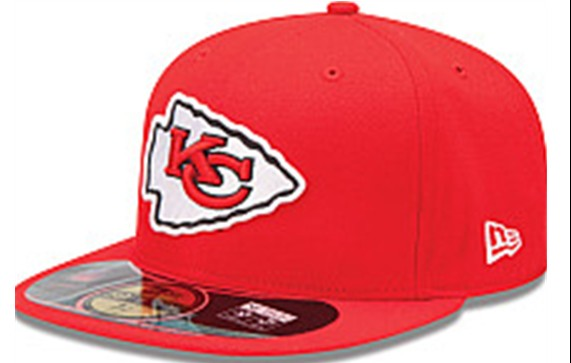 Kansas City Chiefs NFL On Field 59FIFTY Hat 60D02