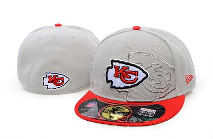Kansas City Chiefs Screening 59FIFTY Fitted Hat 60d211